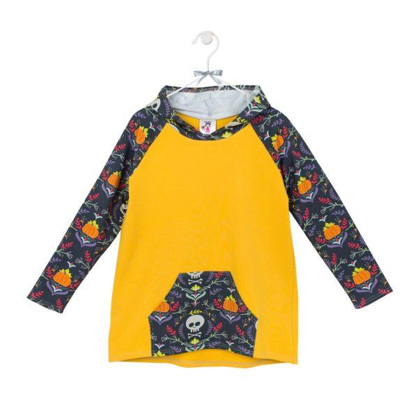 bluza krótka – kangurek wzór 12