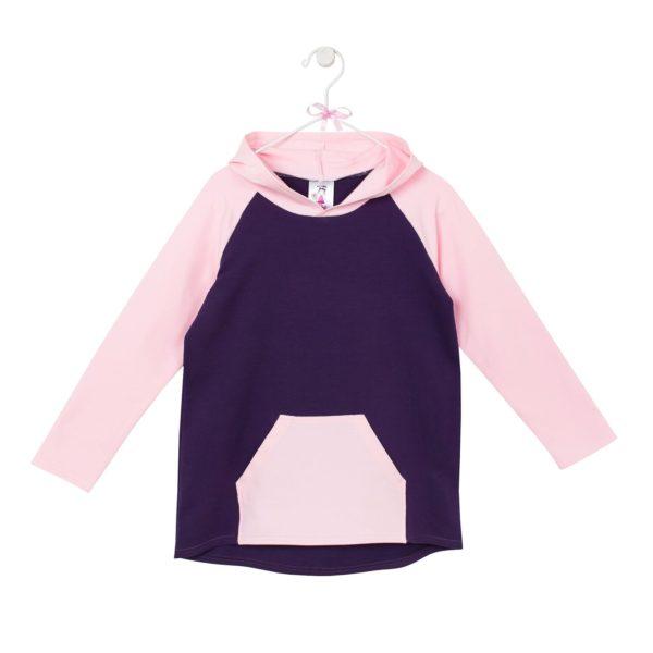 bluza krótka – kangurek wzór 11